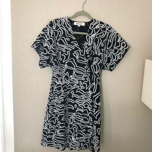 Diane Von Furstenberg Mini Dress